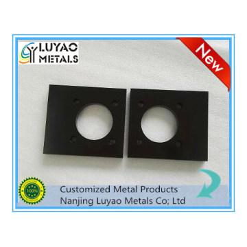 Custom CNC Machining Aluminum 6061 6082 7075 with Black Anodizing