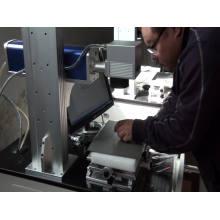 более дешевая 20W 30W портативная лазерная маркировочная машина