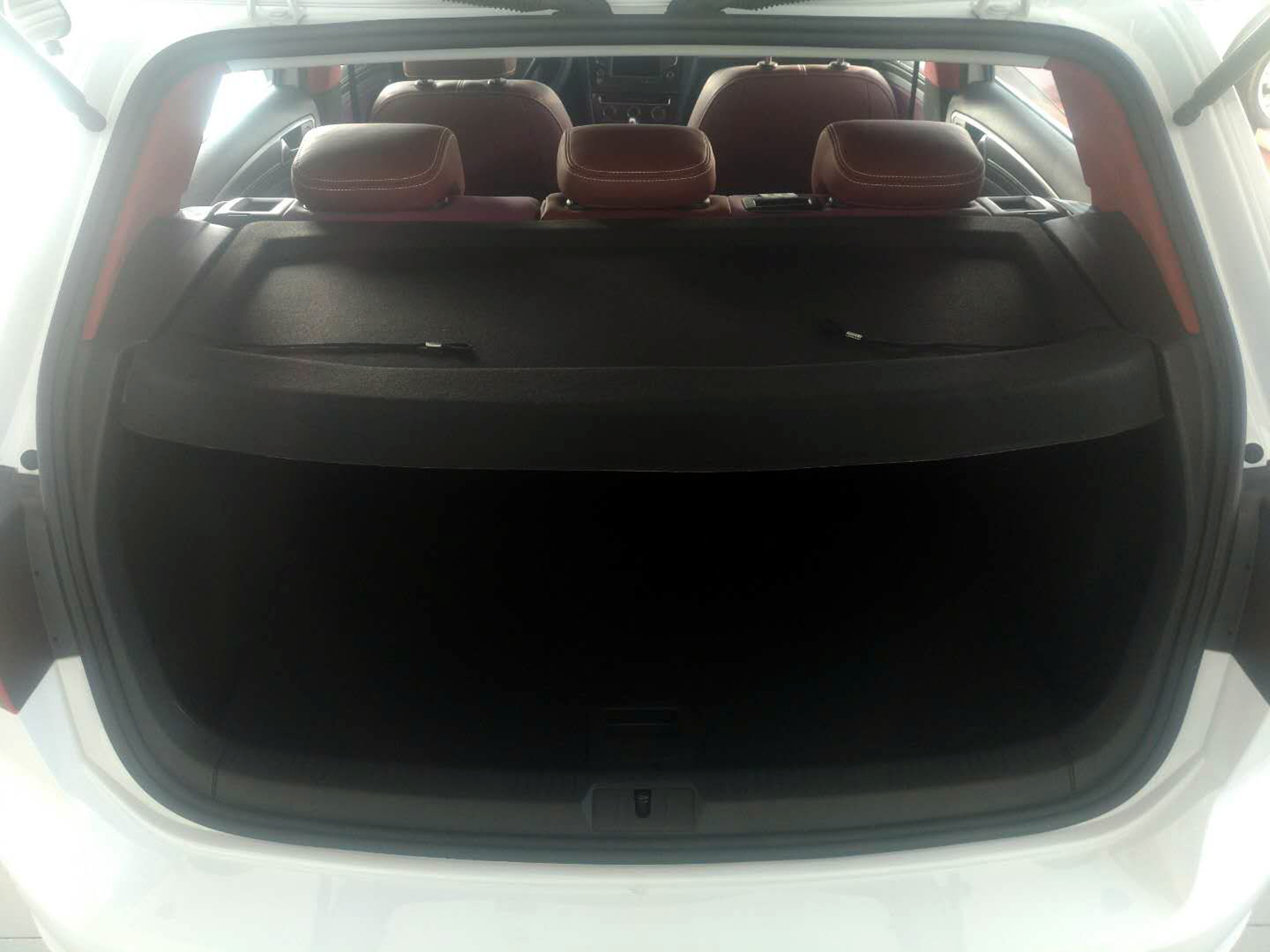 OEM Trunk Cover Rear Shelf