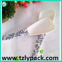 Huangyan, Iml pour Scoop de riz en plastique, bleu et blanc