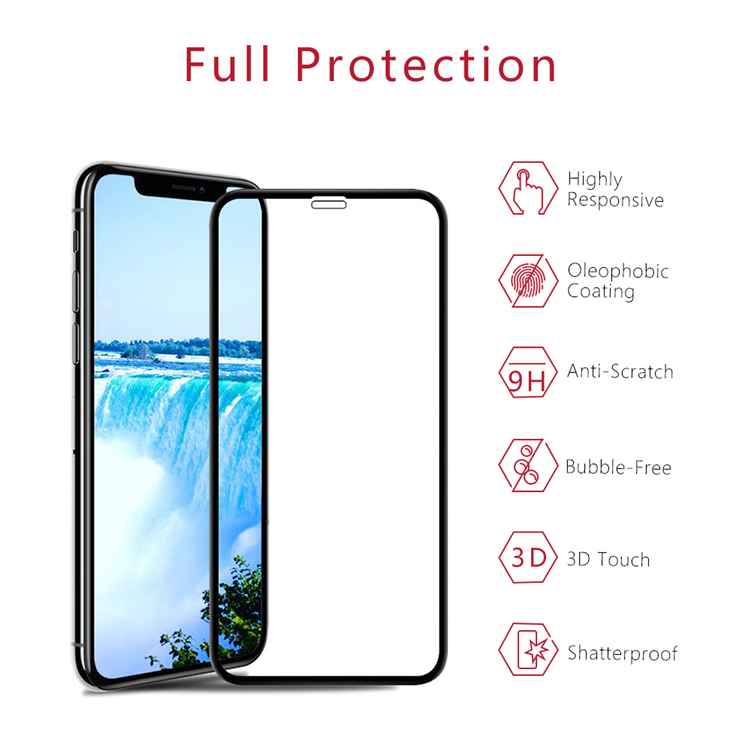 3D Transparent Screen Protector