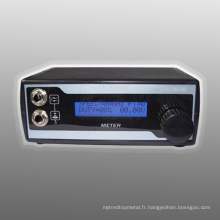 Écran LCD numérique Machine à tatouer noir Alimentation Hb1005-9