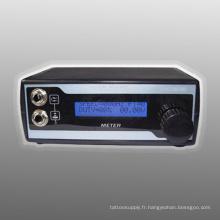Alimentation d'énergie noire de machine de tatouage d'affichage d'affichage à cristaux liquides Digital Hb1005-9