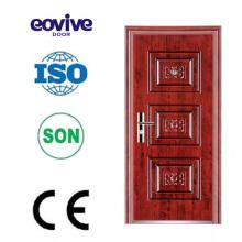 Porte et maître de conception haute qualité chaleur métallique Mercato