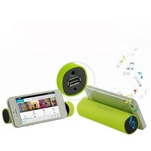 Disposable Portable Mobile Power Bank Speaker