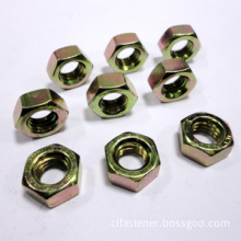 DIN934 Hex Nuts Zinc Plated