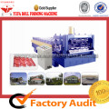 YF High Efficiency Glazed Tile Roll Forming Machine