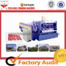 YF High Efficiency Glazed Tile Roll Forming Machine