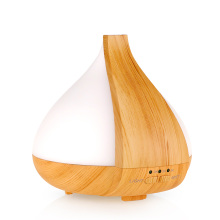 Wood Grain Portable Mini Diffuser With Essential Oils