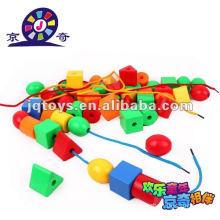 Mais novo bloco de construção de plástico