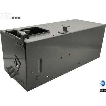 Precision Custom Sheet Metal Non-Standard Telecom Enclosures