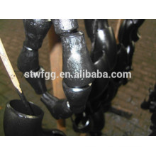 Black Seamless Carbon Steel Pipe Fitting Cangzhou factory