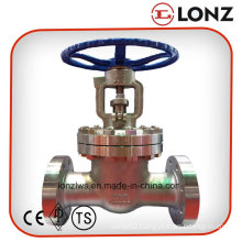ANSI Stainless Steel Flanged Wedge Gate Valve