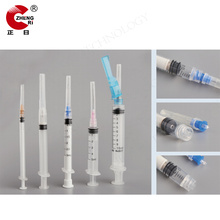 China for Syringe Making Machine Where to Buy Retractable Needle Safety Syringe export to South Korea Importers