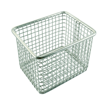 Mesh Stainless Steel Welded Basket Mesh