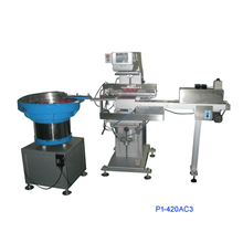 Automatic one color pad printer