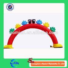 Advertising inflatable arch cheap inflatable halloween arch for sale