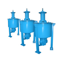 China Vertical Froth Pump, A05 White Iron Froth Pump