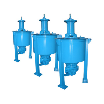 VFD series Vertical Froth duty slurry Bơm