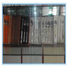 Garfos de mesa de titânio material & titanium spork