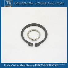 DIN471 сталь 65mn внешних стопорных кольца
