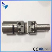 Accessoire de machine à coudre pour la machine à coudre à plat avec usinage CNC de précision