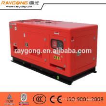 10kw sound proof silent three phase diesel generator