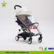 Nouveau porte-poussette bébé design 2-en-1 avec système de pliage rapide