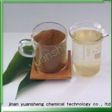 Pasta de água de carvão de lignosulfonato de sódio Additivecasno. 8061-51-6