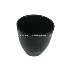 Vaisselle de mélamine de 100% - tasse de thé (intérieur brillant, dehors Matt) / vaisselle de mélamine (QQBK16107)
