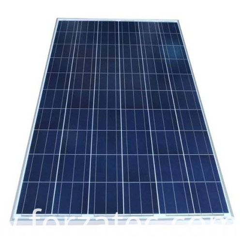 poly photovoltaic panel