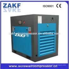 Vente chaude directe lecteur 20hp machine à vis compresseurs d'air 15kw