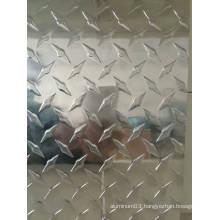 13568 series embossed anti-skid aluminium sheet