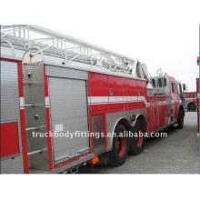 puerta de persiana enrollable de aluminio para camión no.:104000