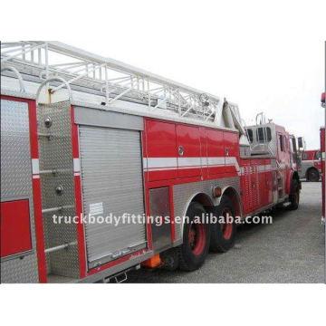 aluminum roller shutter door for truck part no.:104000