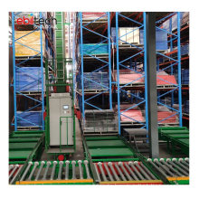 Automated Storage & Retrieval System Stacker Crane Heavy Duty Warehouse Shelving Rack as/RS System