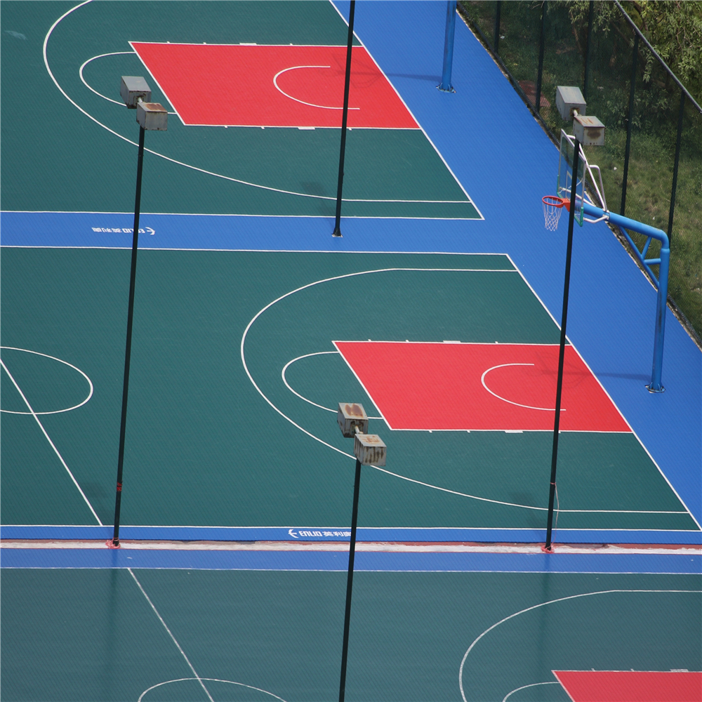 Basketball Court Tiles27