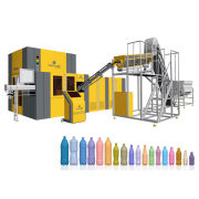High Speed Rotary Pet Bottle Blowing Machine For Food, Beverage, Detergent China