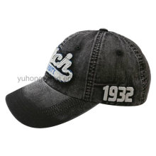 Customized Washed Baseball Cap, Beautiful Snapback Sports Hat