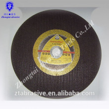 Alta calidad Cut Off Wheel para Inox / Metal / Stone