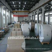 Mejor precio 5083 bobina de aluminio para la construcción hecha en China