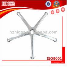 aluminum casting table parts,aluminum chair parts,furniture parts