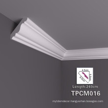 High Stability PU Decorative Cornice Moulding With Reliable Performance