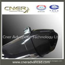 3k carbon fiber motorcycle parts exhaust muffler