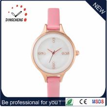 Relógio do esporte com o relógio de quartzo de aço inoxidável da espessura de 6.0mm