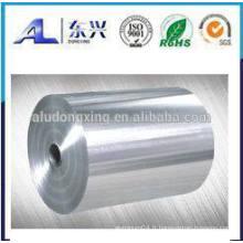 Feuillet en aluminium pour laminage