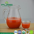 Organic goji juice without any additives