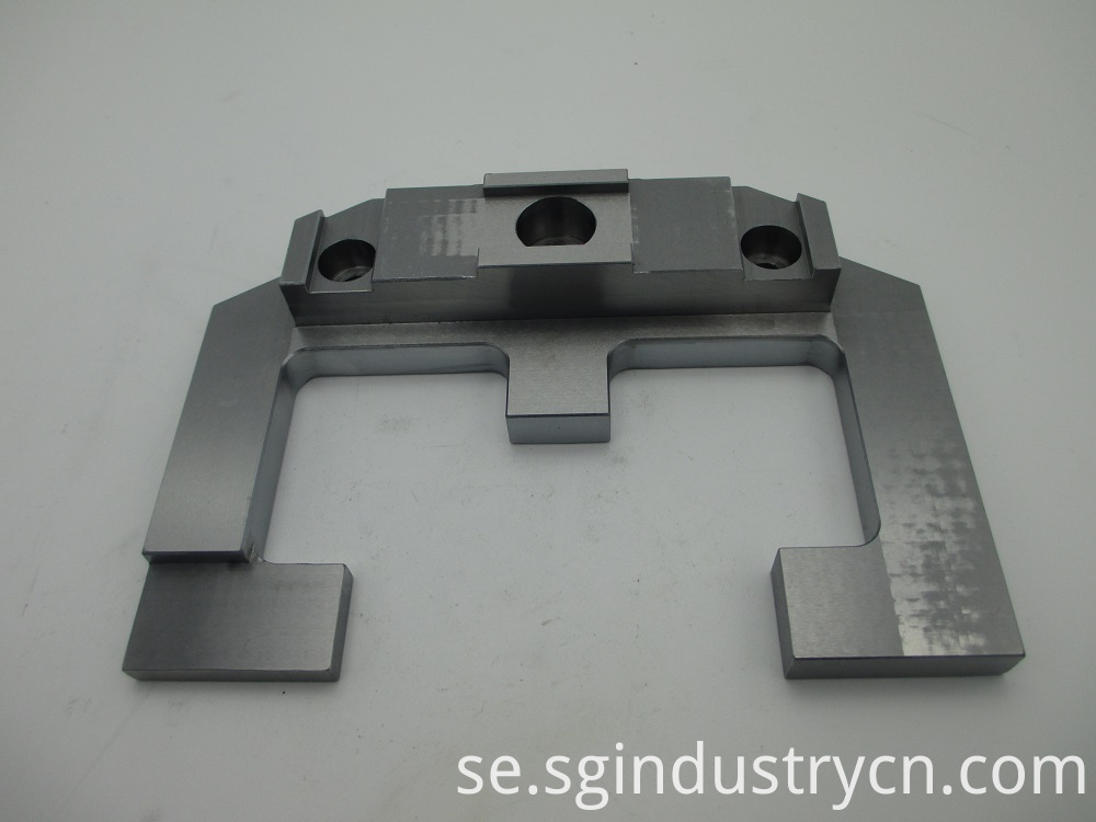 Precision Aluminum Milling And Wire Machining Parts Service
