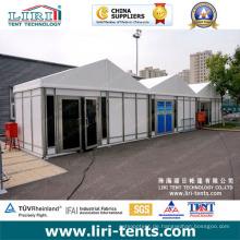 10 X 20 m Veranstaltungen Hochzeit Zelt 200 Epople Zelt für Heißer Verkauf