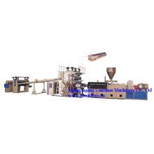 Línea de extrusión de láminas de plástico de CE/SGS/ISO9001